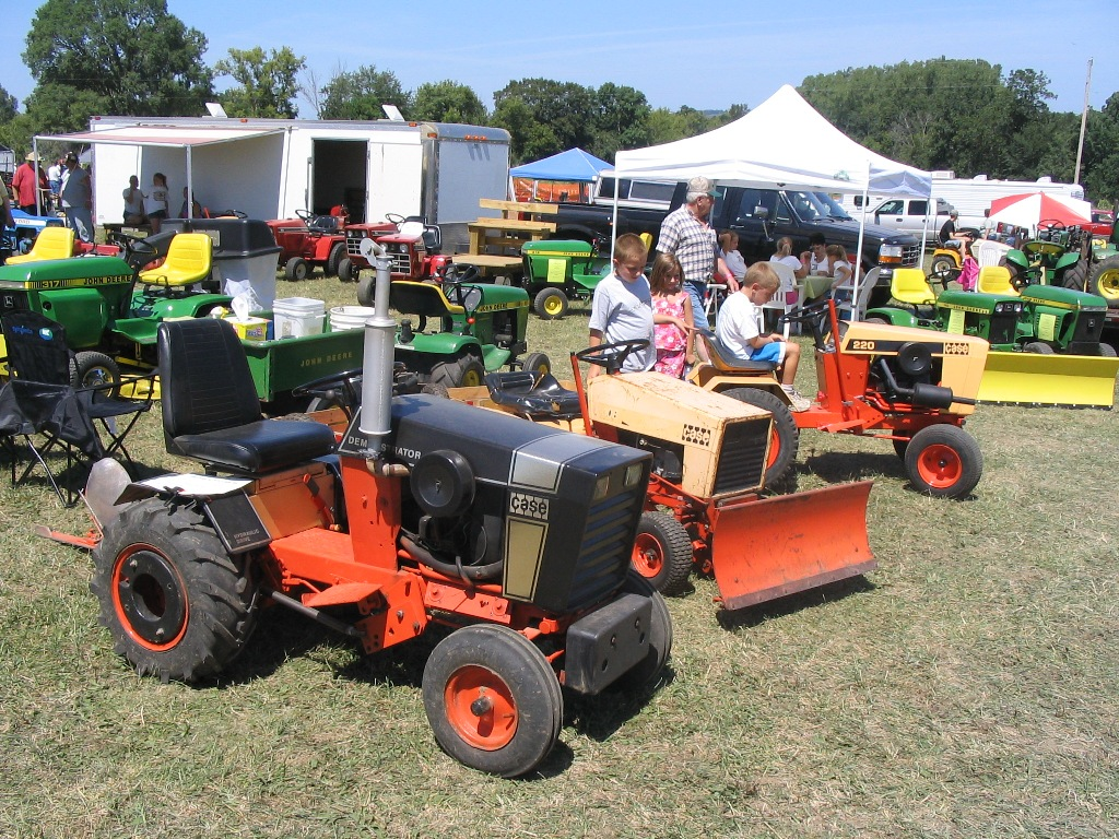 Garden tractors for Garden machinery for sale